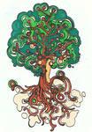 Liquid tree