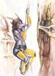 Ceren Rope Climbing
