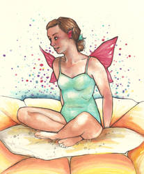 Pollen fairy