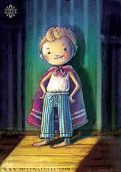 Little Vampiro by Ecija