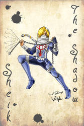 The Shadow Sheik by LinkDoodle