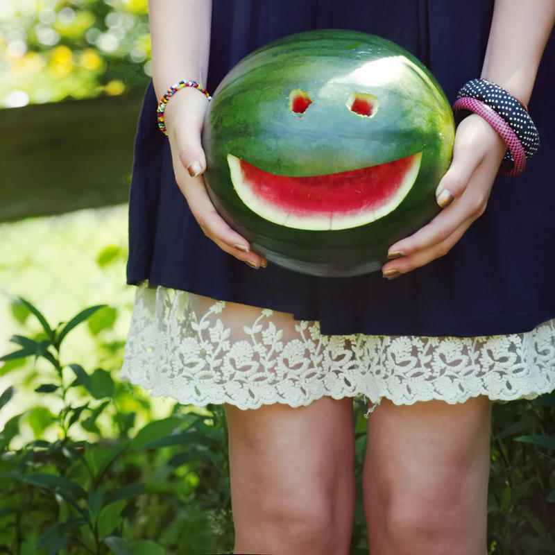 Mister Melon. by Blutr0t