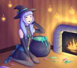 Halloween Redraw