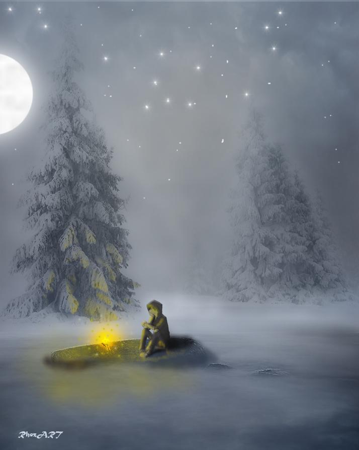 Christmas ni Rhezus by dominusrhez