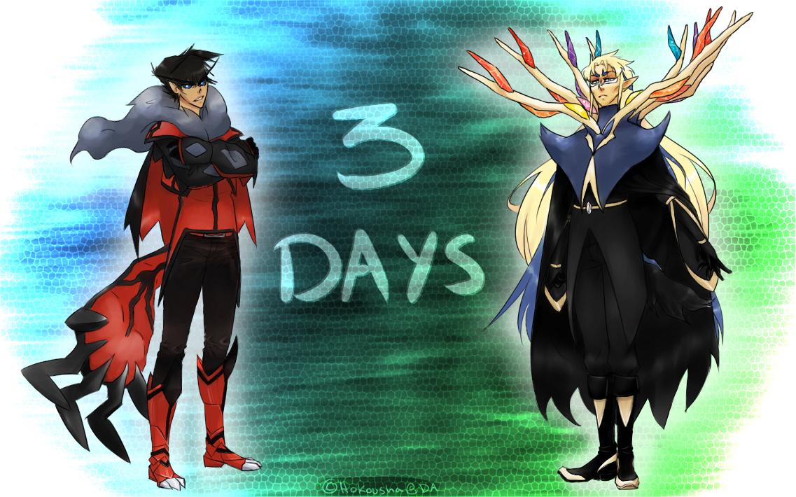 Pokemon X And Y Countdown 3 Days By Hokousha On Deviantart