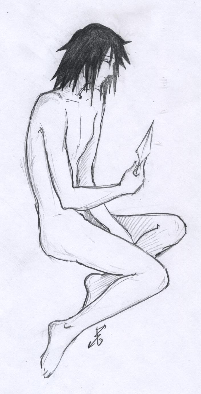 Uchiha Izuna 13 by NakagoinKuto