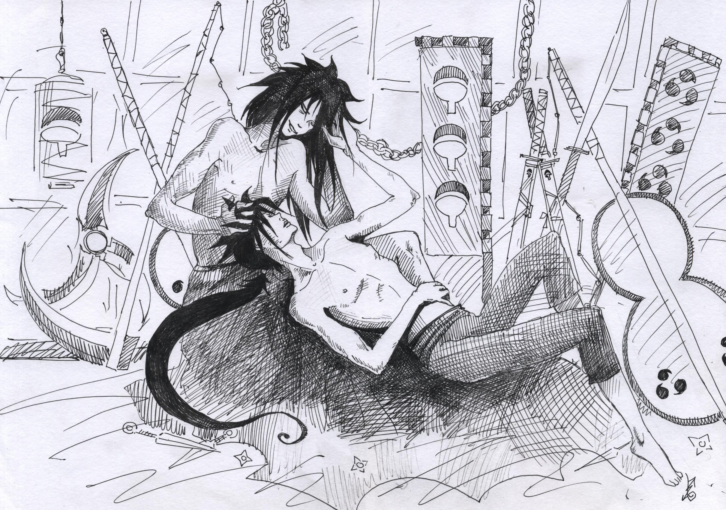 Madara Izuna 63 by NakagoinKuto