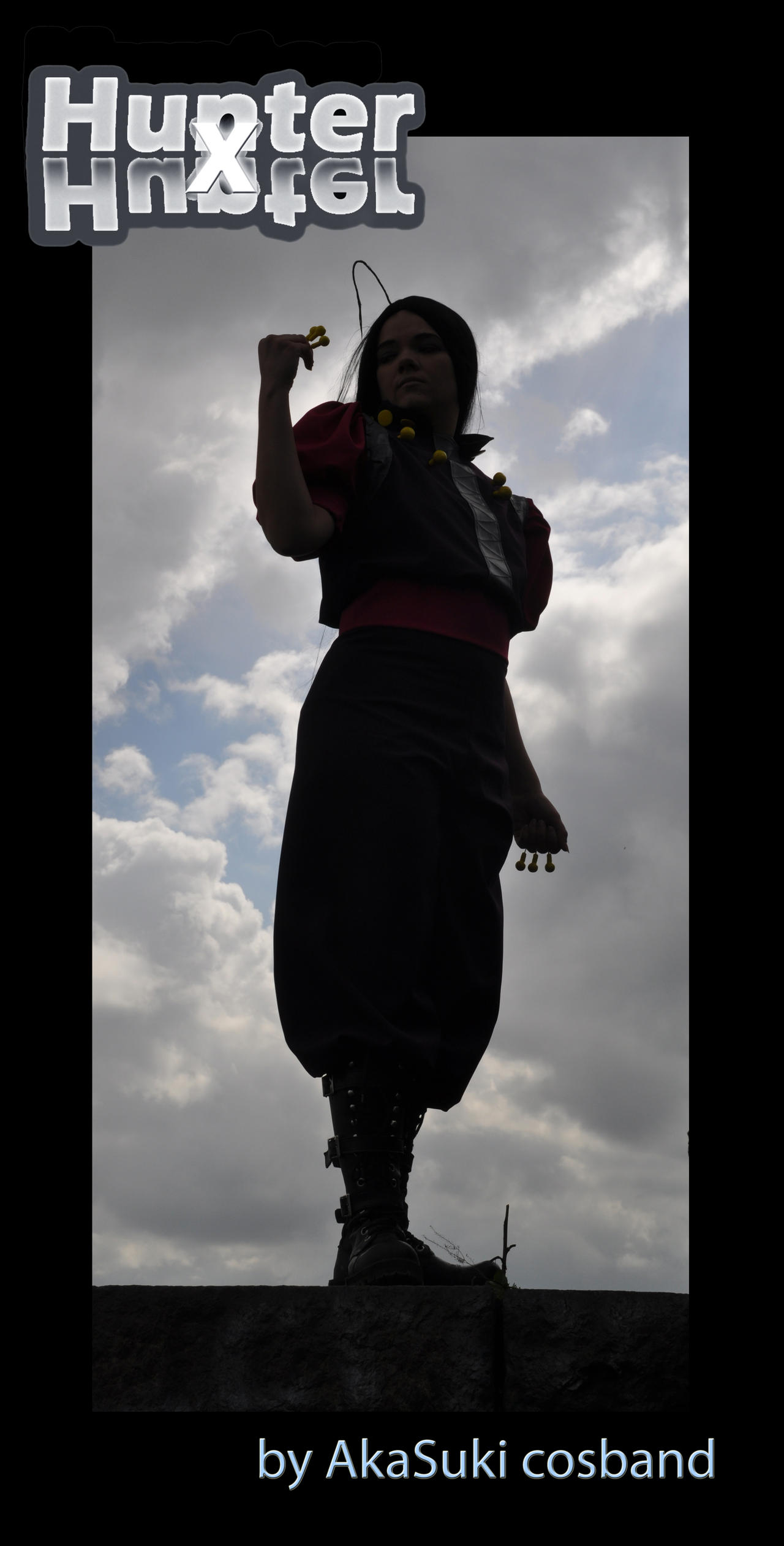Illumi cosplay 40 by NakagoinKuto