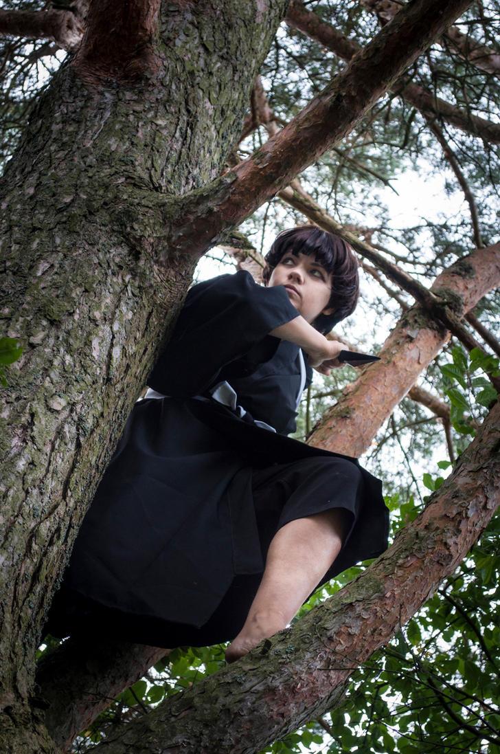 cosplay Hashirama Senju 84 by NakagoinKuto