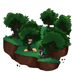 [HL] Forest Garden by 404msg