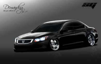 Honda Accord by adam4186