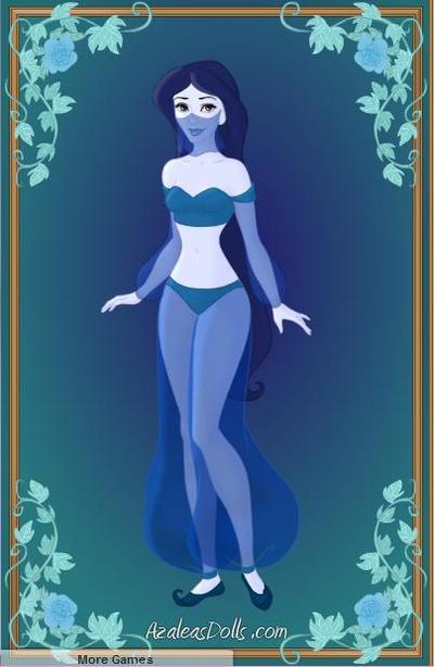 Blue Dancer by Jayko-15