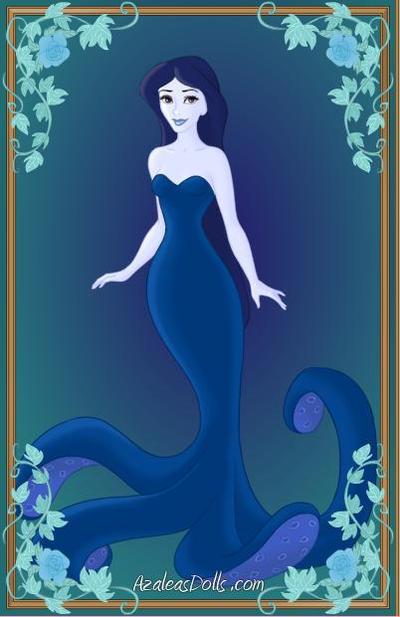 Blue Sea Witch by Jayko-15