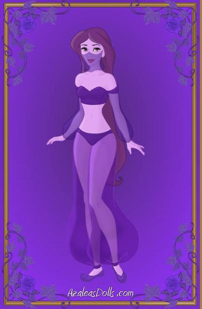 Purple Dancer by Jayko-15