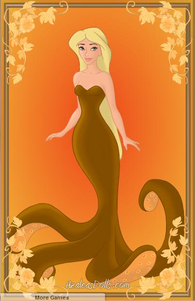 Yellow Sea Witch by Jayko-15