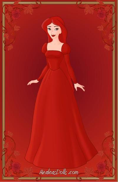 Red Princess by Jayko-15