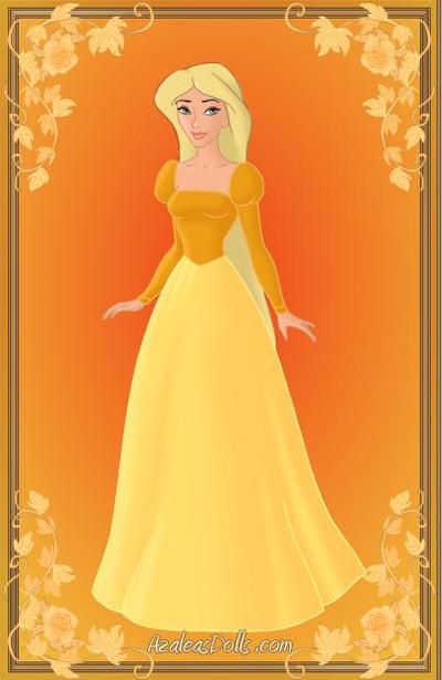 Yellow Princess by Jayko-15
