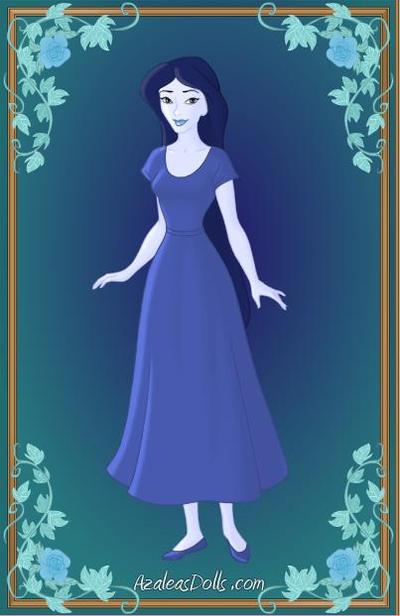 Blue Maiden by Jayko-15