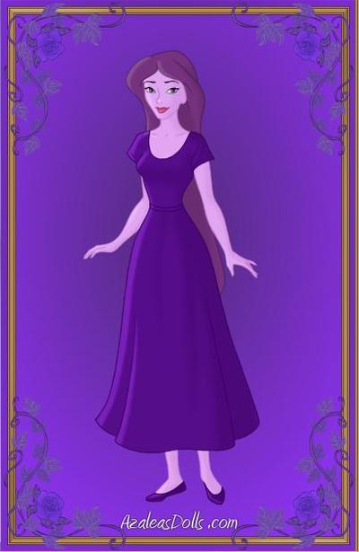 Purple Maiden by Jayko-15