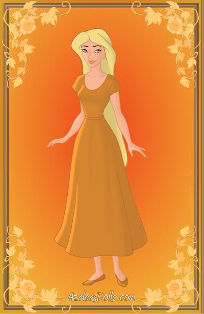 Yellow Maiden by Jayko-15