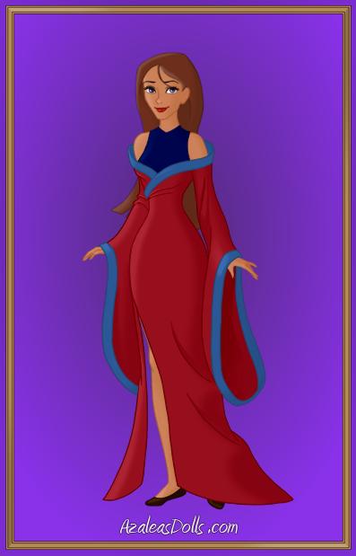 Bianca as Moses by Jayko-15