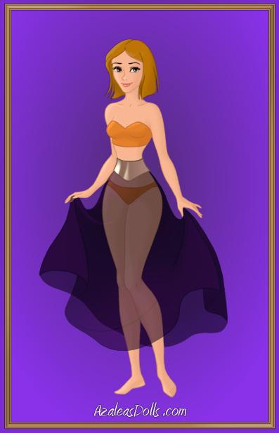 Request: Belly Dancer by Jayko-15