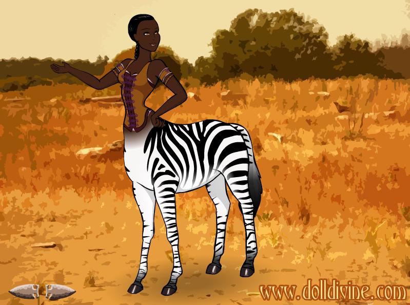 Zebra Cabtaurette by Jayko-15