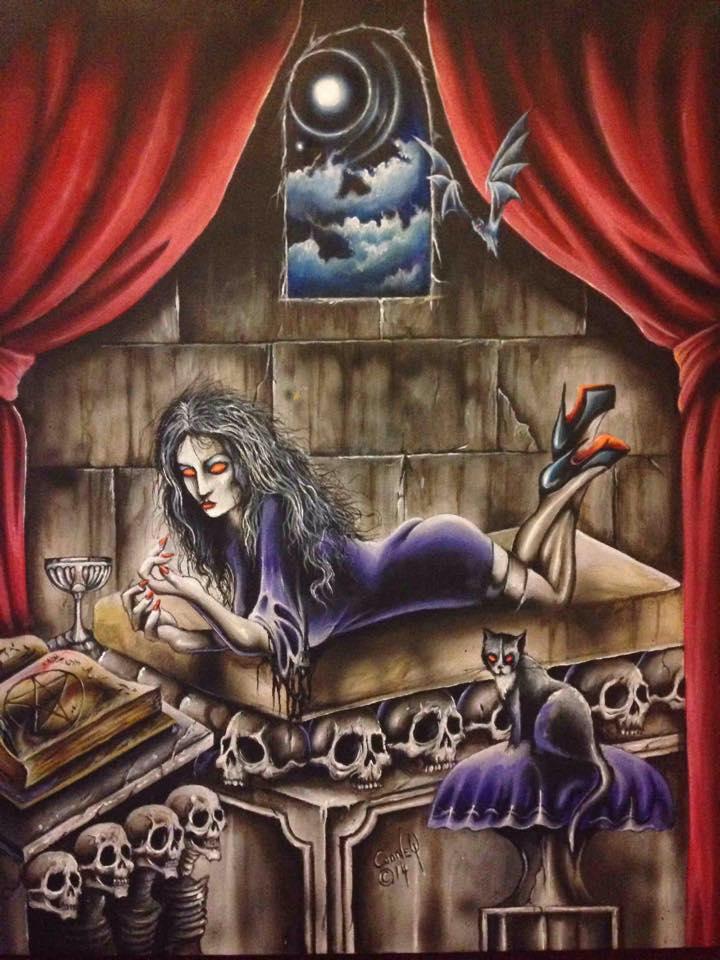 Seduction Evilina by Animalmother16