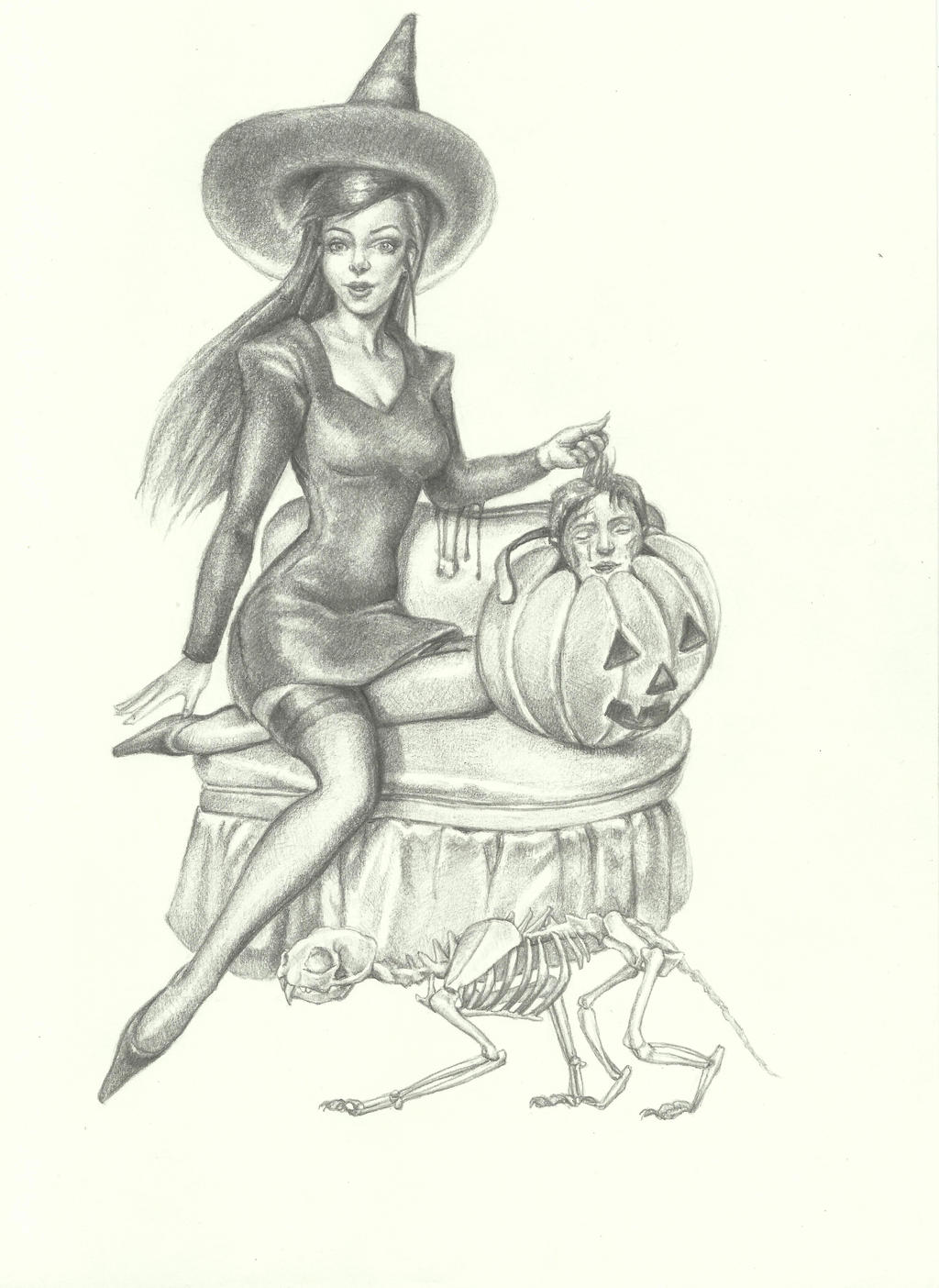 witch 3 - Copy by Animalmother16