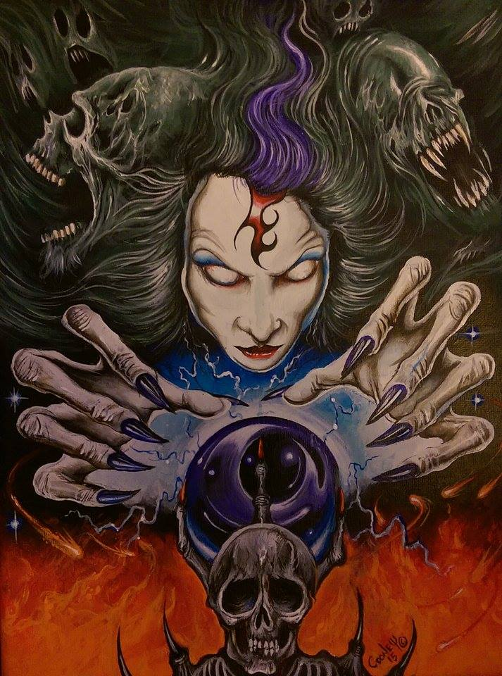 Bizarre Fantasy Volume 1 by Animalmother16