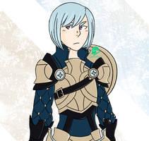 Hero Beruka by GreenIsTheEnemy1000