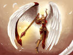 Righteous Kayle - Kayle Redesign