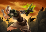 LoL - Riven, the Exile