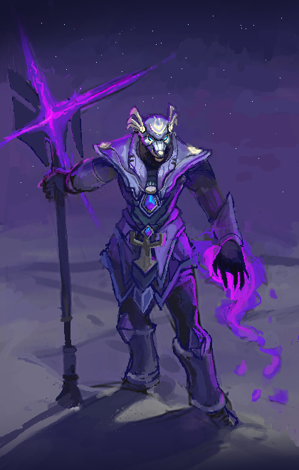 Galactic Nasus by fivetinsoldiers