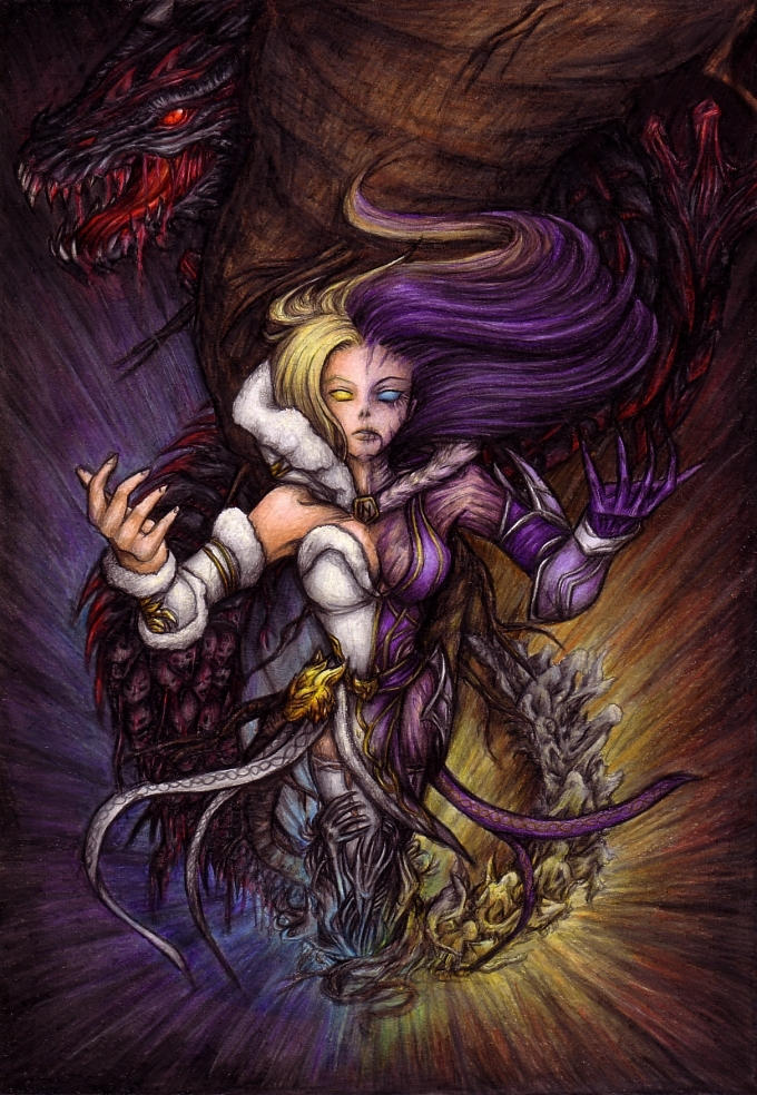 Welcome to Hel by Curse-of-Lolth