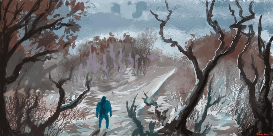 Sketch 22/9/12 by parkurtommo