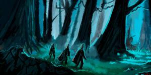 Elves by parkurtommo