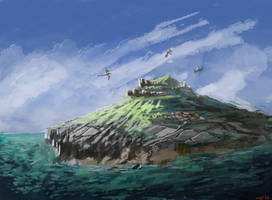 Island Concept by parkurtommo