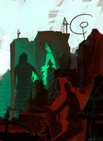 Big Shadows by parkurtommo