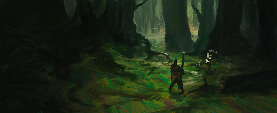 Terrain Exploration 1 by parkurtommo
