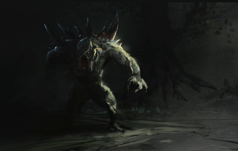 Goliath by parkurtommo