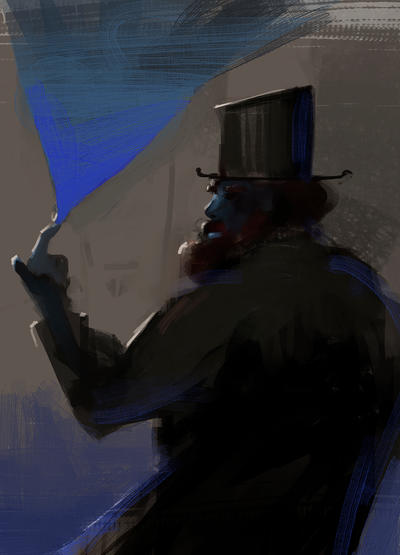 Blue Feeling by parkurtommo