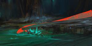 Subterranean Oasis