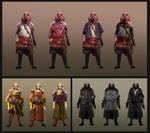 Dyralendyr - Character Conceptualization