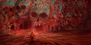 Day of the Dead Catacombs