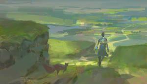 Journey Beginning 1 by parkurtommo