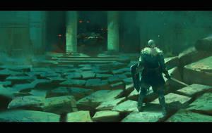 Dark Souls Frame revisited by parkurtommo