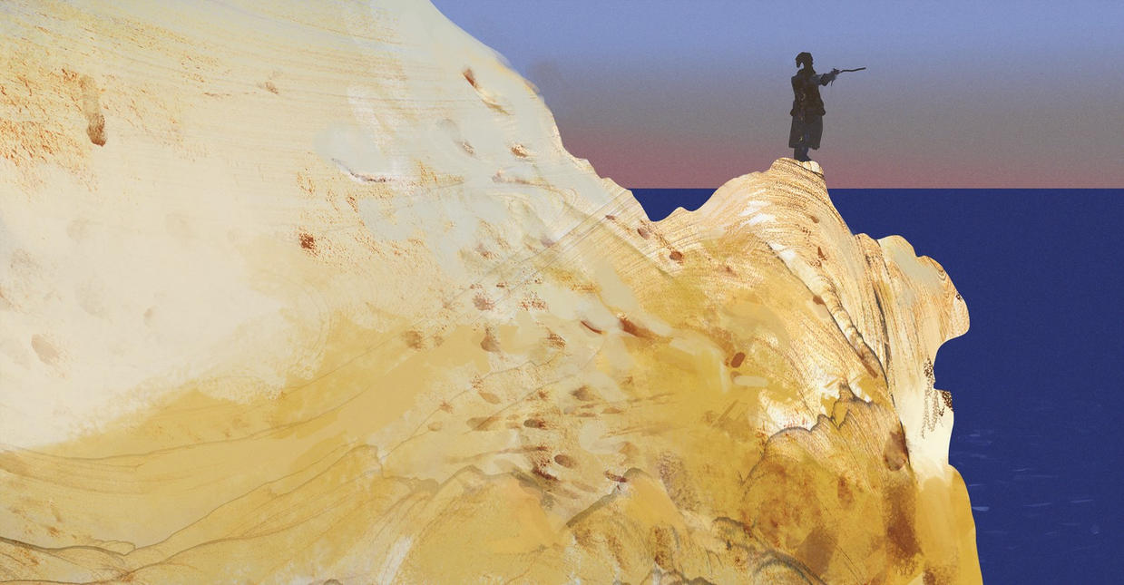 sandstone by parkurtommo