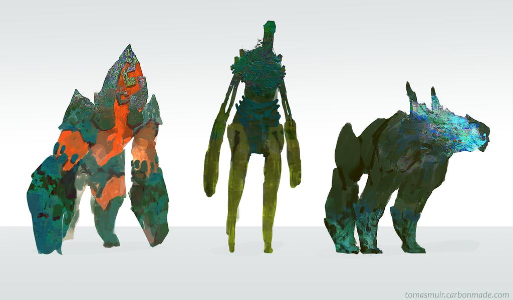 Wind - Elementals 1 by parkurtommo