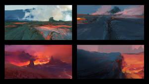 Wind - Volcanic area thumbnails